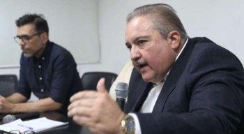 André Longo fala sobre crescimento de casos em Pernambuco