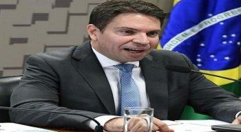 O delegado foi indicado pelo presidente Jair Bolsonaro para o cargo de diretor-geral da Polícia Federal