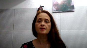 Enfermeira, Karla Ramos