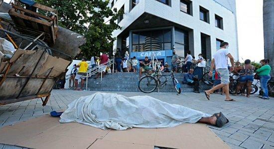 Filas: MPF entra com ação contra Caixa Econômica, Estado e União