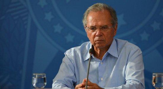 Guedes diz que economia brasileira não passa por choque externo