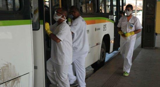 Coronavírus: TI Xambá, em Olinda, recebe higienização intensiva