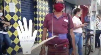 O caso aconteceu no Ceará
