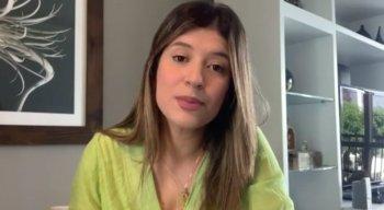 Fisioterapeuta Luana Ribeiro
