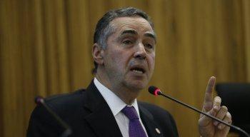 Barroso concedeu liminar pedida pelo deputado Paulo Pimenta (PT-RS) para suspender a ordem por 10 dias