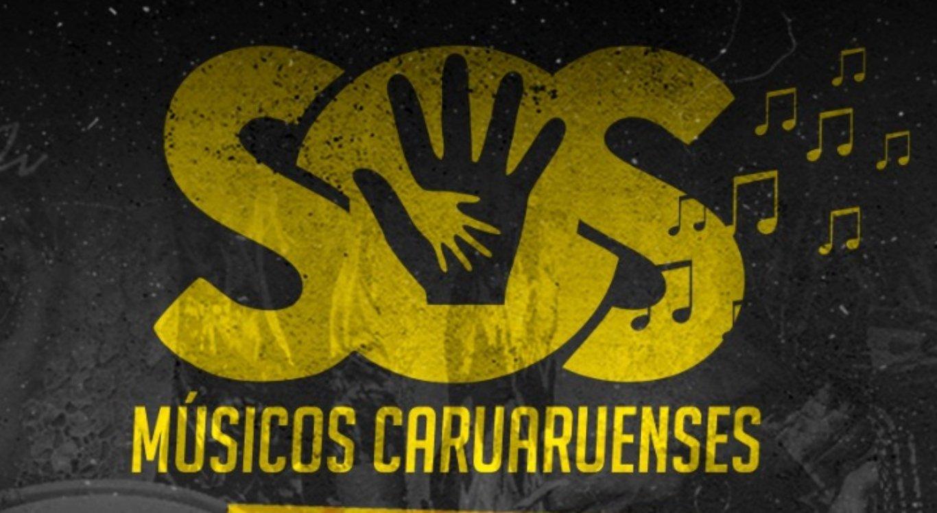 """Campanha """"SOS Músicos Caruaruenses"""" arrecada doações para músicos caruaruenses"""
