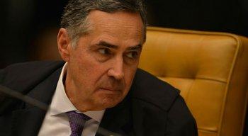 Ministro do TSE, Luís Roberto Barroso