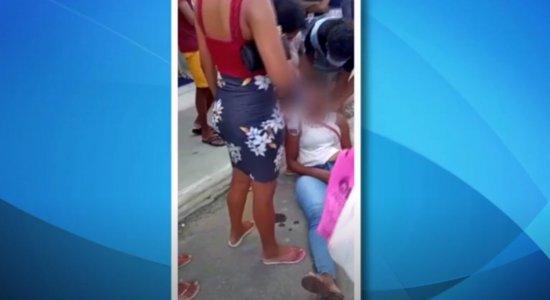 Auxílio de R$ 600: Mulher passa mal e é socorrida após confusão em agência da Caixa; veja vídeo