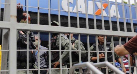 Covid-19 já provoca baixas entre profissionais da segurança pública em PE