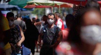 A circulação de pessoas nas ruas pode ficar ainda mais restrita em Pernambuco