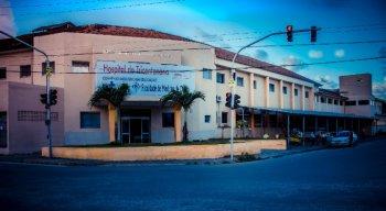 Hospital Tricentenário, em Olinda
