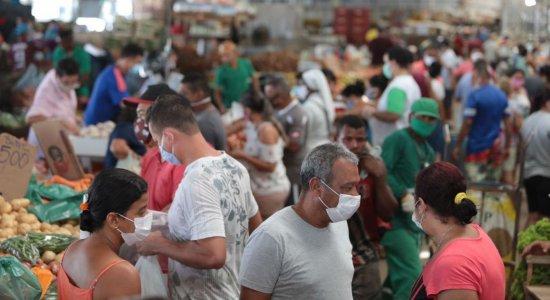 Coronavírus: Ceasa adota uso obrigatório de máscaras e outras medidas de prevenção