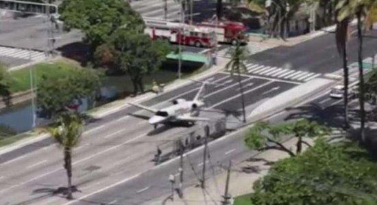 Saiba quem criou o vídeo do avião pousando na Avenida Agamenon Magalhães