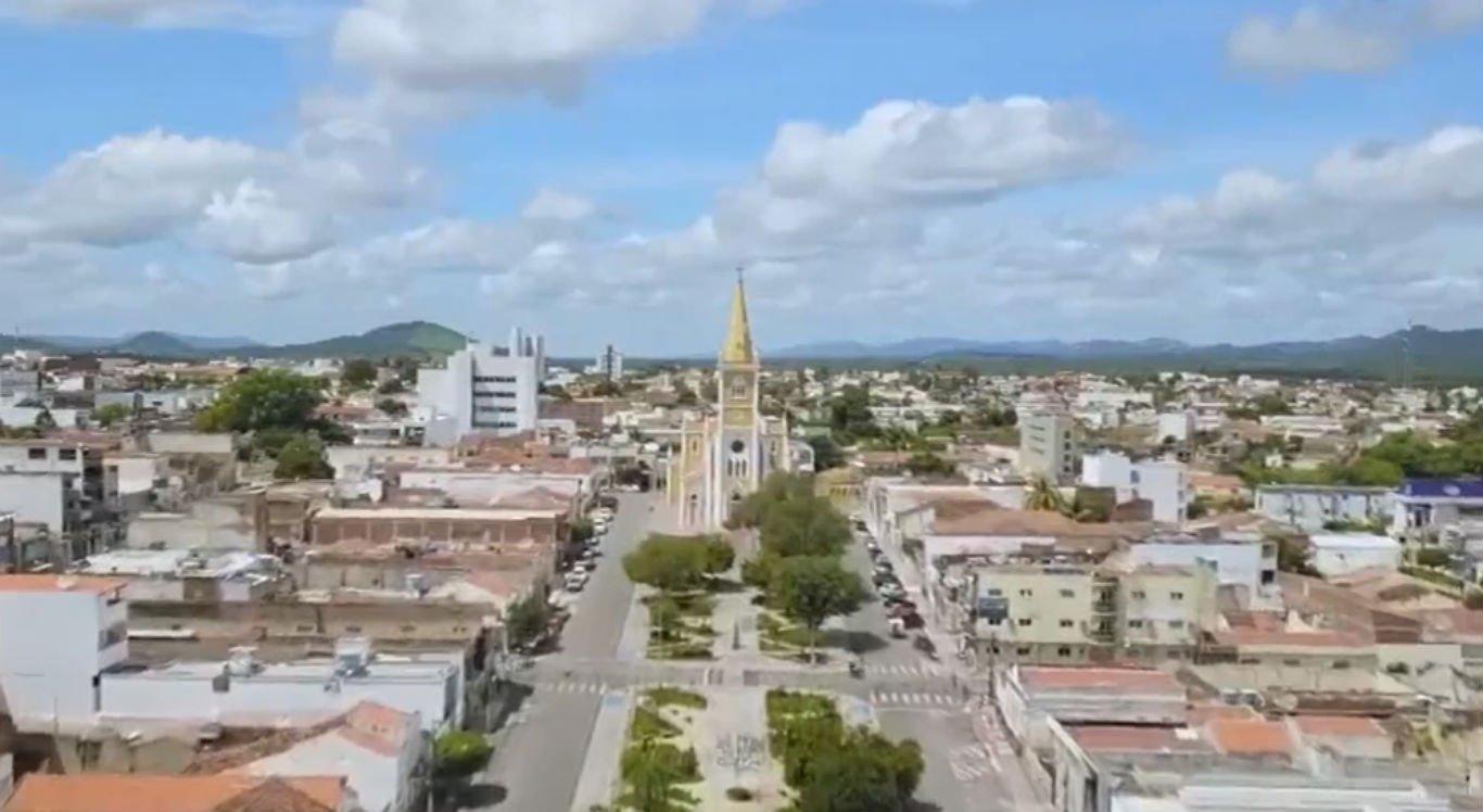 Serra Talhada, no Sertão de Pernambuco