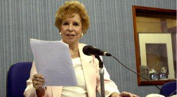 Daisy Lúcidi morreu aos 90 anos por complicações decorrentes de infecção por covid-19