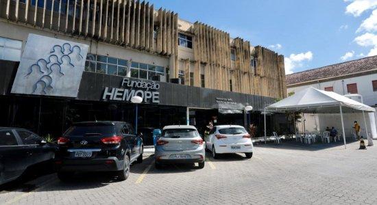 Com salários de até R$ 9 mil, Hemope está com processo de seleção simplificada; veja como se candidatar