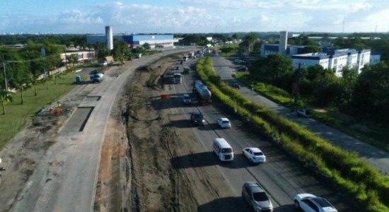 Empresas ligadas às obras da BR-101 são alvo de operação da Polícia Federal de Pernambuco