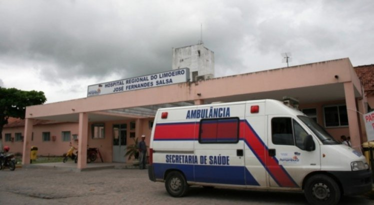 Hospital Regional José Fernandes Salsa
