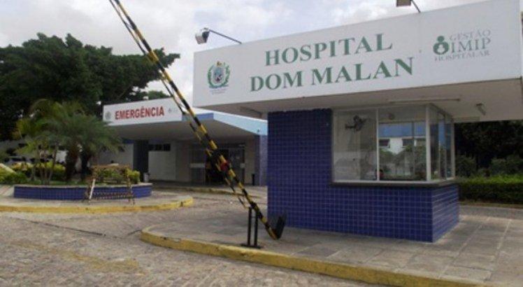Hospital Dom Malan, em Petrolina
