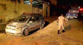 O crime aconteceu no bairro de Santo Aleixo
