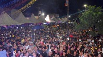 Festividades juninas de Sanharó foram canceladas