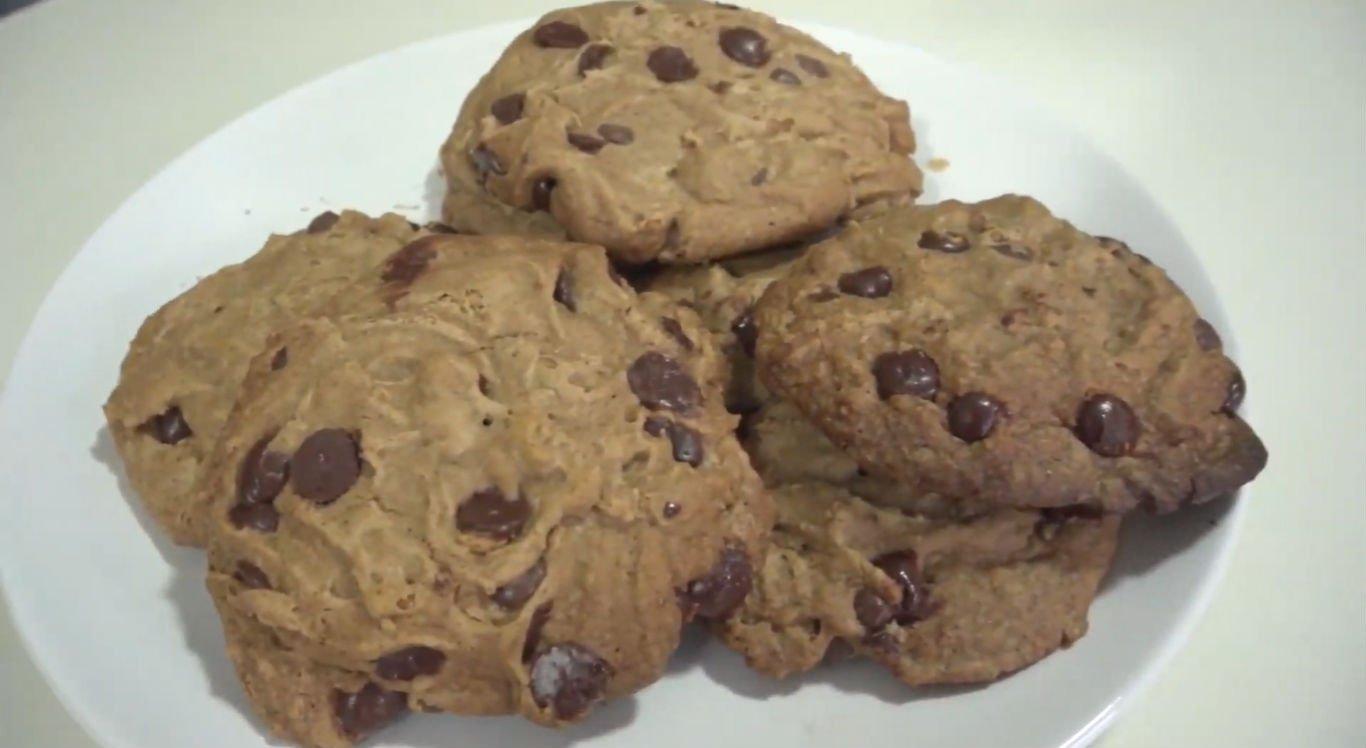 Cookies podem ser ótima opção para o lanche