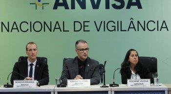 Integrantes da Agência Nacional de Vigilância Sanitária (Anvisa)