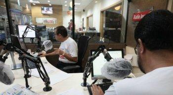 A programação da Rádio Jornal foi voltada para o projeto Atitude Cidadã