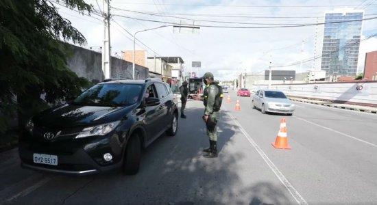 Covid-19: quarentena começa e Recife terá fiscalização reforçada