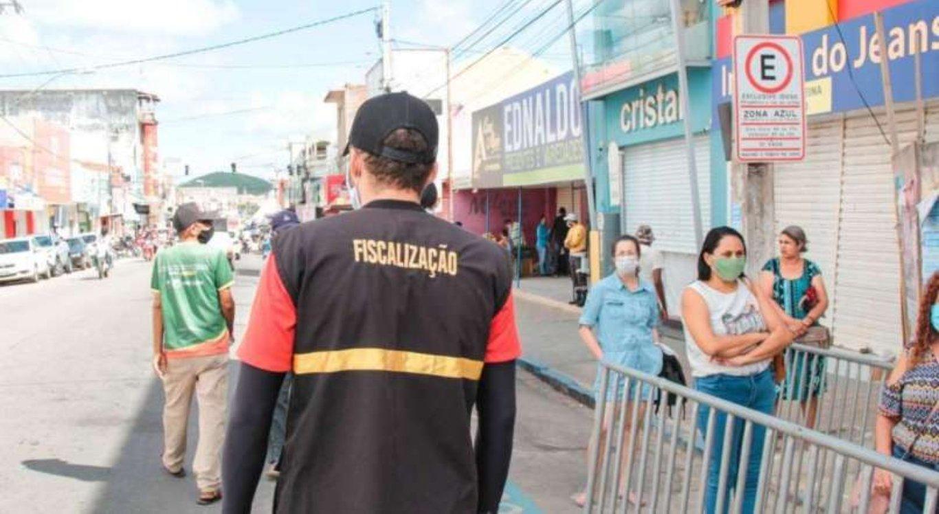 Serra Talhada endurece medidas de isolamento