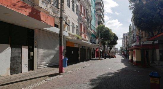 Decisão está incluída no decreto estadual que trata da intensificação das medidas de isolamento social em Pernambuco