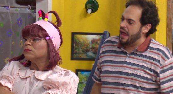 Assista aos melhores momentos do 1º episódio de 'Tá Puxado', novo programa da TV Jornal
