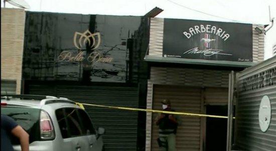 Após ser assaltado, dono de barbearia é morto com tiro na nuca em Boa Viagem