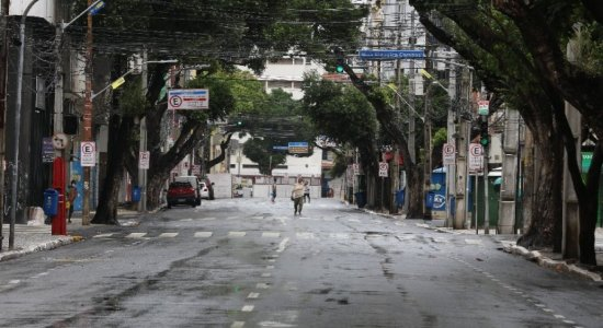 Rua do Imperador, na área central do Recife