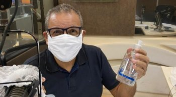 Ciro Bezerra voltou aos microfones da Rádio Jornal nesta segunda-feira (18)