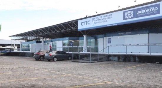 Jaboatão entrega hospital de campanha para tratar pacientes com coronavírus