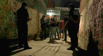 Peritos do Instituto de Criminalística (IC) constataram que a vítima foi executada.