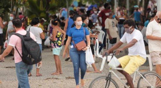 Com meta abaixo do esperado, Governo de Pernambuco vai aumentar fiscalização na quarentena