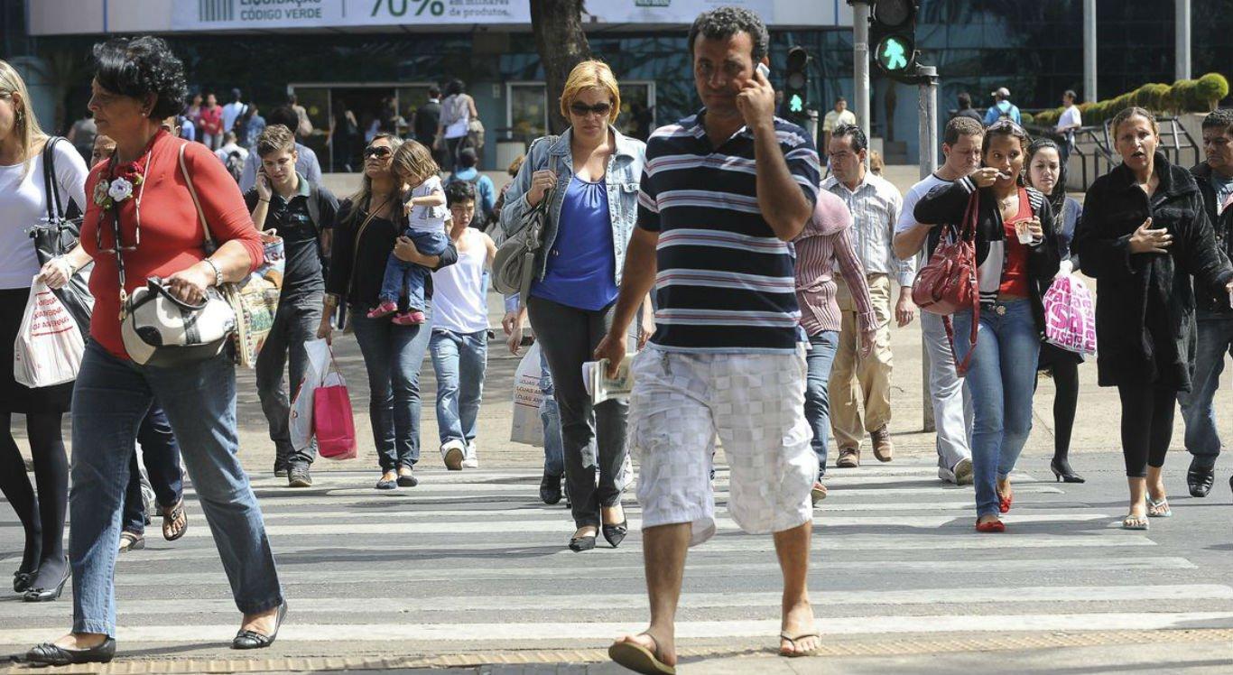 Censo é realizado a cada década para avaliar situação da população brasileira