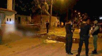 O crime aconteceu na Rua Rio Una, perto da casa do jovem