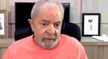 Ex-presidente Lula se desculpou pela frase dita, nesta quarta-feira