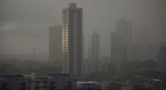 Apac emite alerta de chuvas moderadas a fortes