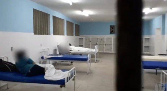 Coronavírus: Acompanhantes denunciam leitos improvisados no Recife