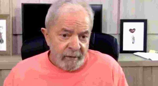 Lula pede desculpas após frase sobre pandemia do coronavírus