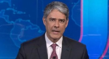 Jornalista William Bonner