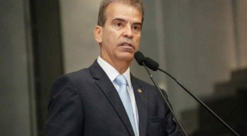 Deputado estadual Alberto Feitosa