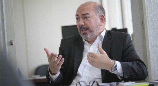 Jailson Correia, Secretário de Saúde do Recife, testa positivo para covid-19