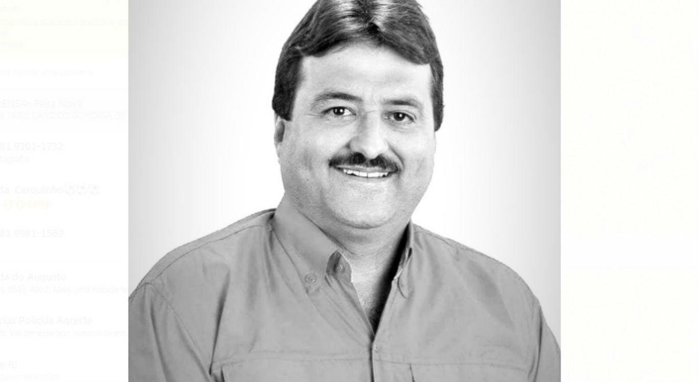 Jairo Cândido Gonzaga, 56 anos, não resistiu e morreu