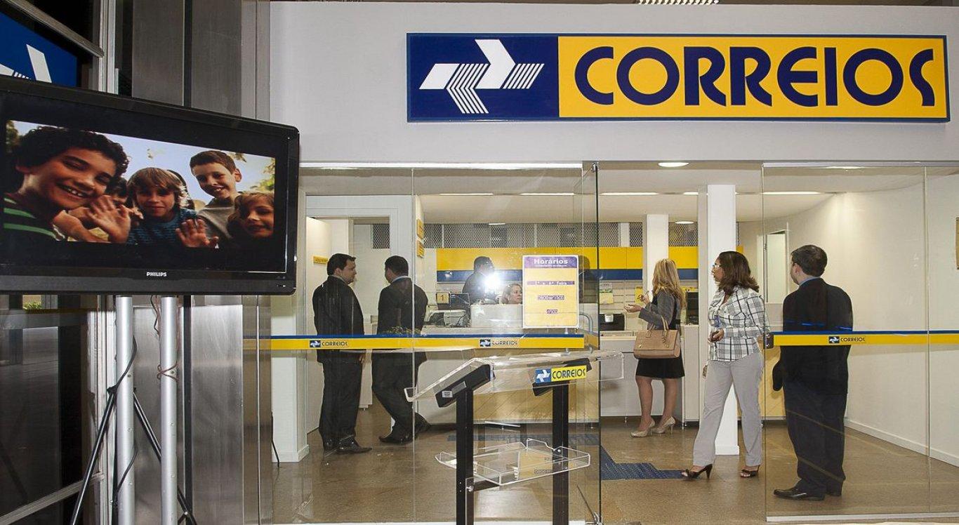 As agências dos Correios serão opção para cadastramento do auxílio emergencial de R$ 600
