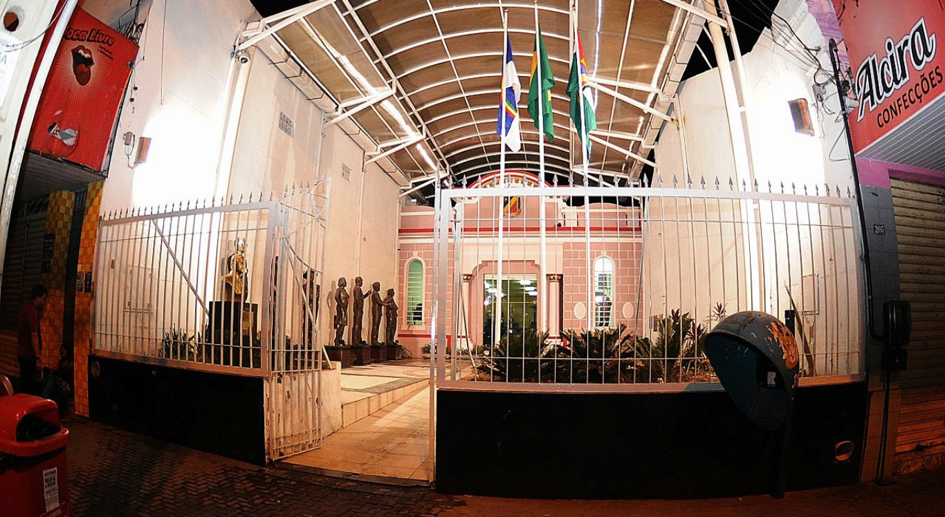 Câmara Municipal de Caruaru, no Agreste